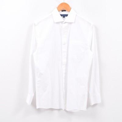 トミーヒルフィガー 長袖 コットンシャツ メンズS /wbd8589