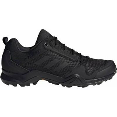 アディダス メンズ ブーツ・レインブーツ シューズ adidas Outdoor Men's AX3 Hiking Shoes Black/Black/Carbon