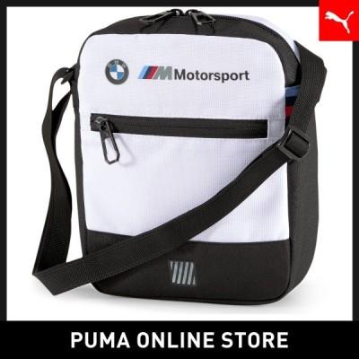 プーマ PUMA BMW M LS ポータブル メンズ レディース BMW ショルダーバッグ 2020年春夏新作 20SS