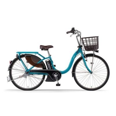 ヤマハ(YAMAHA) 電動アシスト自転車 PAS With PA26W アクアシアン