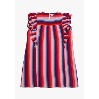 ジェイクルー ワンピース レディース トップス PAT DRESS - Day dress - red/indigo