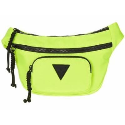 ゲス レディース ボディバッグ・ウエストポーチ バッグ Kody Belt Bag Lime