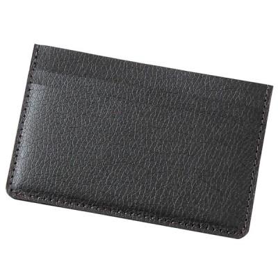 レイメイ藤井 カードケース zeitVektor スリム ブラック CH607B