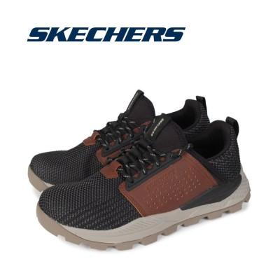 (SKECHERS/スケッチャーズ)スケッチャーズ SKECHERS リグレン スニーカー メンズ RIGLEN ブラック 黒 204292/メンズ その他