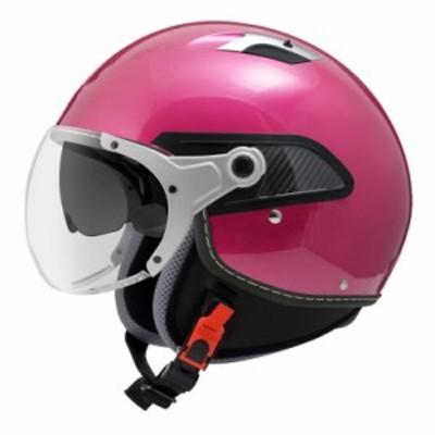 バイク ヘルメット ZEALOT ジーロット JillRide InnerShield Jet PEACH RED #M(57-58cm) JR0013/M 取寄品 セール
