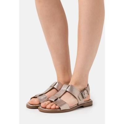チエミハラ レディース 靴 シューズ WASY - Sandals - dali iron