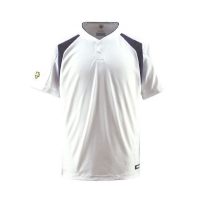 DESCENTE(デサント) DB-205 カラー:SWNV サイズ:O コンビネーションTシャツ