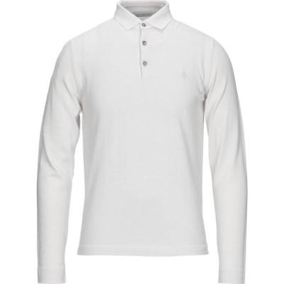 バランタイン BALLANTYNE メンズ ポロシャツ トップス Polo Shirt Light grey