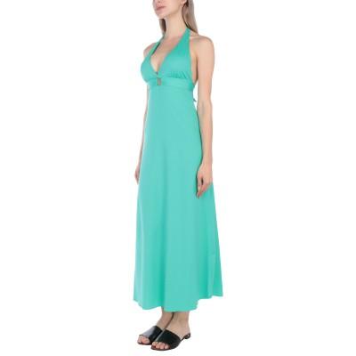 MARGARITA ビーチドレス ライトグリーン XL ナイロン 80% / ポリウレタン 20% ビーチドレス