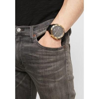 ディーゼル 腕時計 メンズ アクセサリー CRUSHER - Digital watch - black