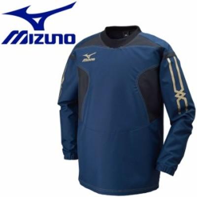 ミズノ ラグビー タフブレーカーシャツ メンズ R2ME600114