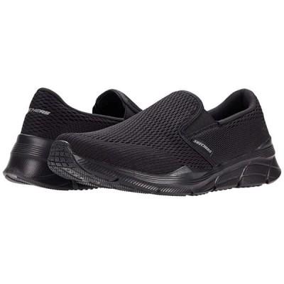 スケッチャーズ Equalizer 4.0 Triple Play メンズ スニーカー 靴 シューズ Black/Black