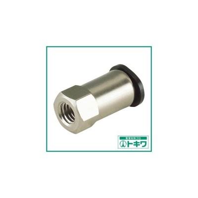 ピスコ チューブフィッティングミニタイプ メスストレート ( PCF4-M5M ) (株)日本ピスコ