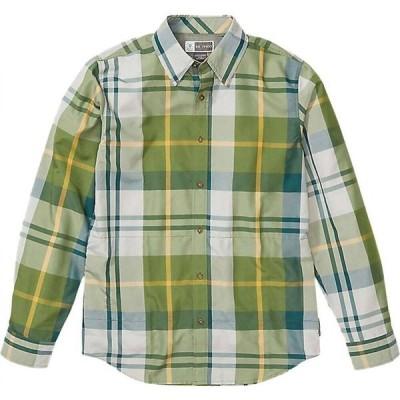 エクスオフィシオ ExOfficio メンズ シャツ トップス BugsAway Five Rivers LS Shirt Alpine Green