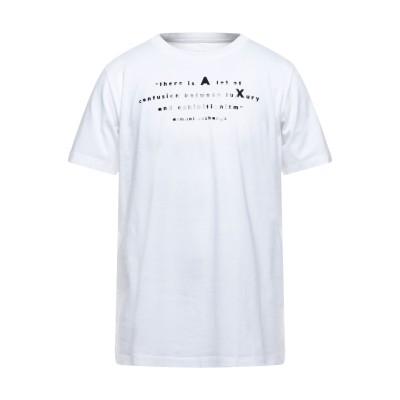ARMANI EXCHANGE T シャツ ホワイト S コットン 100% T シャツ