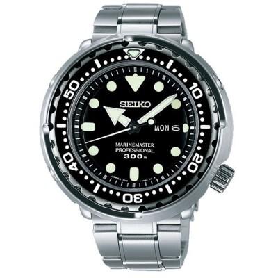 SEIKO PROSPEX セイコー プロスペックス  マリーンマスター プロフェッショナル  300m飽和潜水用防水  腕時計 メンズ   ダイバーズ   SBBN031