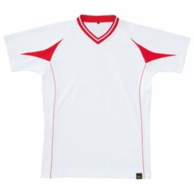 ベースボール V ネックシャツBOT760【ZETT】ゼットヤキュウソフトセカンダリーシャツ(BOT760A-1164)