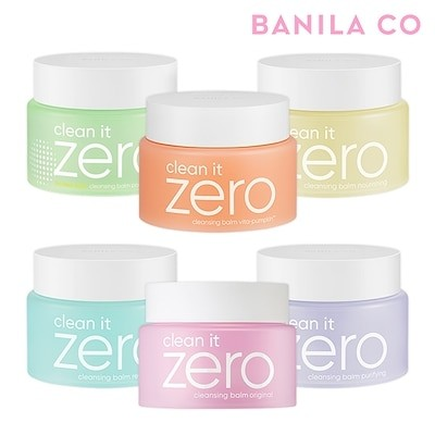 Banila co Clean It Zero Cleansing Balm バニラコ クリーン イット ゼロ クレンジングバーム 100ml / 180ml