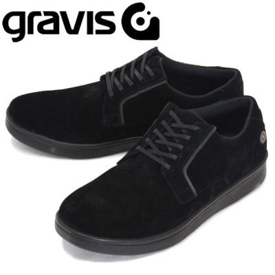 gravis (グラビス) 25225 BELFOUR ベルフォア スニーカー S/BLACK GRV029
