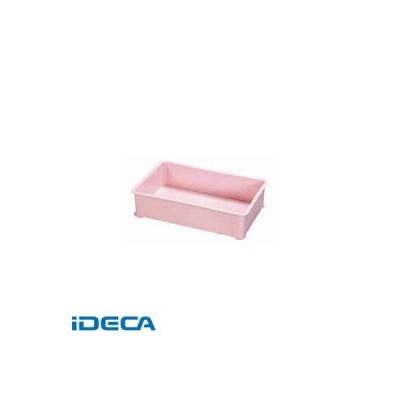 HS02879 サンコー PP大型カラー番重 B型 ピンク ポイント10倍