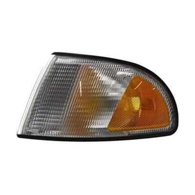 Corner Light For 96-99 Audi A4 Quattro A4 Driver Side Incandescent