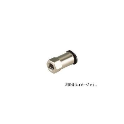 ピスコ チューブフィッティング ミニ メスストレート PCF6-M5M(8095596)
