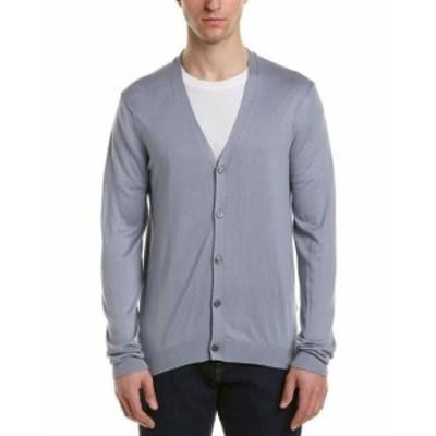 ファッション トップス Reiss Seamore Silk-Blend Cardigan
