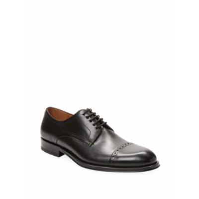 ゴードンラッシュ メンズ シューズ オックスフォード 革靴 Cap-Toe Derby Shoe