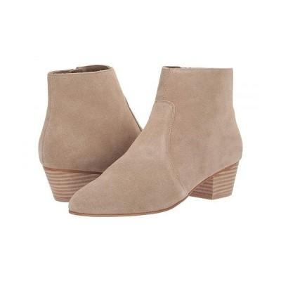Soludos ソルドス レディース 女性用 シューズ 靴 ブーツ アンクルブーツ ショート Lola Bootie - Mushroom