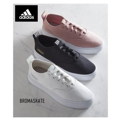 adidas 靴 レディース BROMASKATE ブロマスケート ウィ  22〜28cm ニッセン
