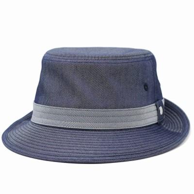 ハット メンズ 夏 クールマックス 送料無料 アルペンハット DAKS 紳士ハット 夏の帽子 ドライ 涼しい 帽子 紳士帽子 50代 60代 70代 紺 ネイビー