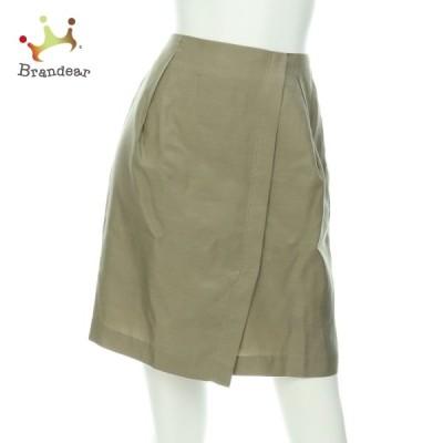 デプレ DES PRES スカート サイズS レディース 美品 ベージュ系 タイトスカート 新着 20201120