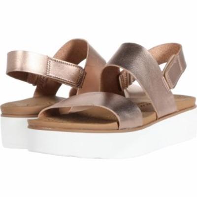 スケッチャーズ SKECHERS レディース サンダル・ミュール シューズ・靴 Summer Rose - Beach Treat Rose Gold