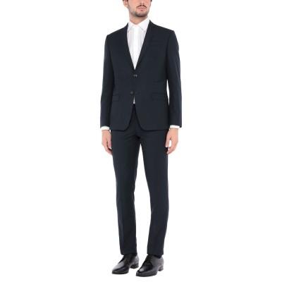HAVANA & CO. スーツ ダークブルー 48 ポリエステル 65% / レーヨン 35% スーツ