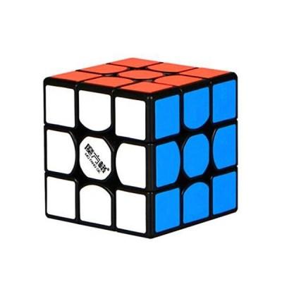 CuberSpeed CuberSpeed QiYi Thunderclap 3x3 Black Magic cube MoFangGe Leiti