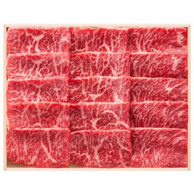 【高島屋限定】三田和牛 モモ焼肉用