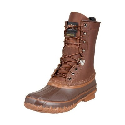 "Kenetrek 10"" Rancher Insulated Pac Boot, 11 Medium Brown並行輸入品"