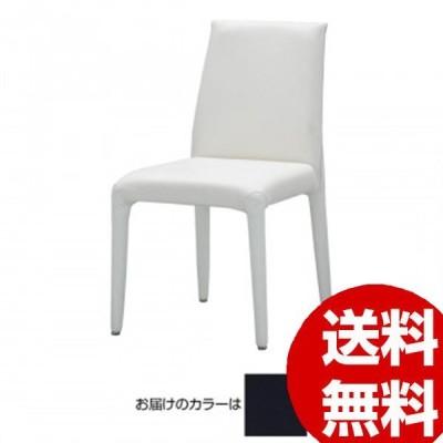 MIKIMOKU ミキモク チェア MSC-7109 ブラック PVC