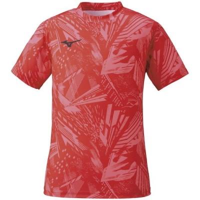 MIZUNO(ミズノ) グラフィックTシャツ トレーニング アパレル ユニセックス 男女兼用 32JA091062