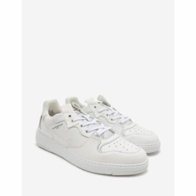ジバンシー Givenchy メンズ スニーカー シューズ・靴 White Wing Low Trainers White