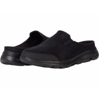 SKECHERS Performance スケッチャーズ メンズ 男性用 シューズ 靴 スニーカー 運動靴 Go Walk 5 Exposure Black【送料無料】