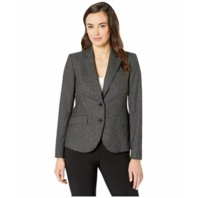 Anne Klein アンクライン 服 一般 Two-Button Jacket