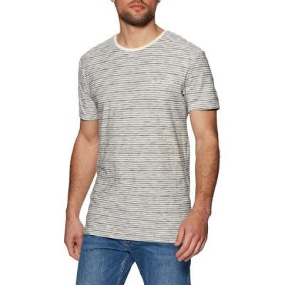 クイックシルバー Quiksilver メンズ Tシャツ トップス kentin short sleeve t-shirt Kentin Antique White