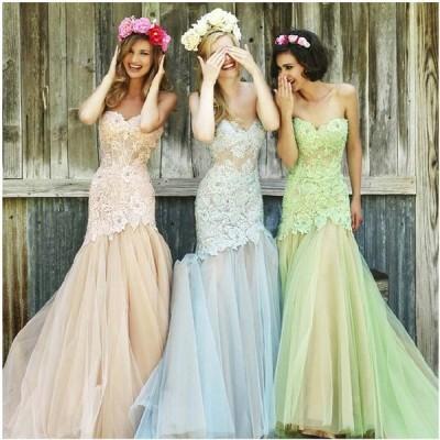 ウェディングドレス 二次会パーティーにもお勧め サイズ豊富 大きサイズ 小さいサイズ ロングドレス 姫系ドレス da073s1s1j2