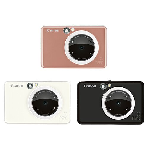 Canon iNSPiC [S] ZV-123A 可連手機拍可印相機 (公司貨)