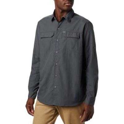 コロンビア メンズ シャツ トップス Columbia Men's Silver Ridge 2.0 Long Sleeve Shirt (Regular and Big & Tall) Grill