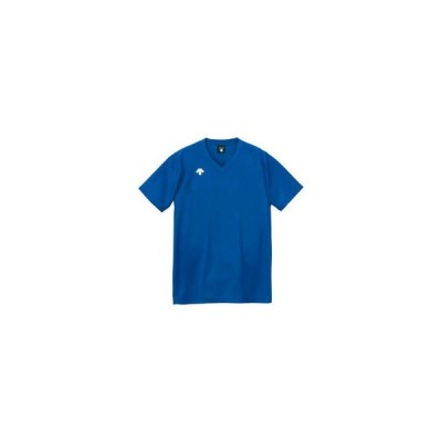 DESCENTE/デサント  V首半袖ゲームシャツ(ユニセッDSS4321(アブル)【150】