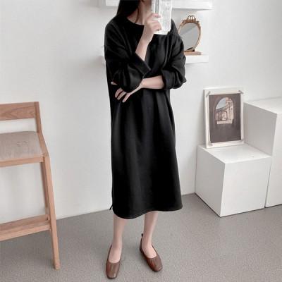 デュアル起毛ひらきロングワンピース いよいよQOO10入店!大人気韓国女性ファッションブランド「REALCOCO」入店イベ