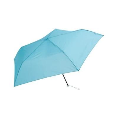 ビコーズ 軽量折傘 50cm スーパーライト プレーンカラー ミニ BE-02810 グリーン
