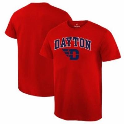 Fanatics Branded ファナティクス ブランド スポーツ用品  Dayton Flyers Red Campus T-Shirt